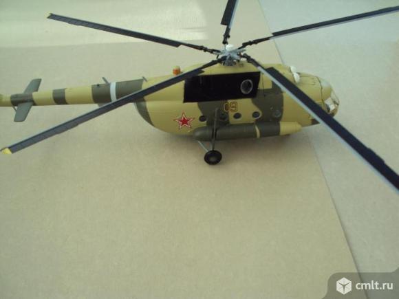 Вертолёт Russia Air Mi-8. Фото 7.