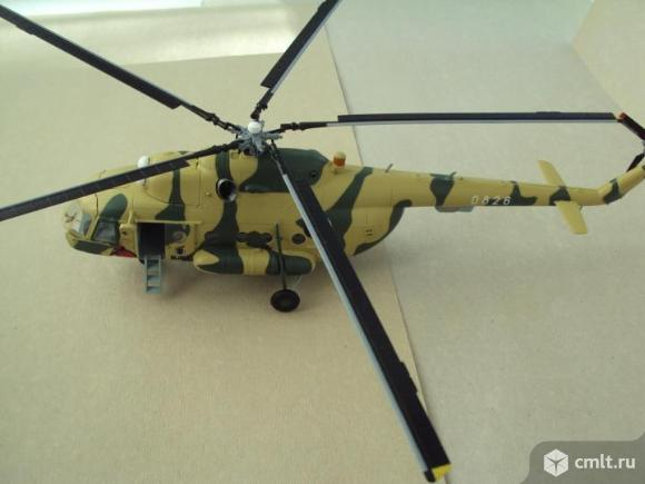 Вертолёт Mi-17 Чехия. Фото 7.