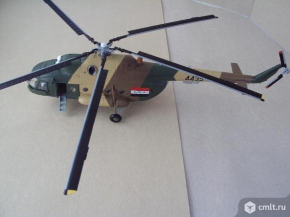 Вертолёт Mi-17 Ирак. Фото 7.
