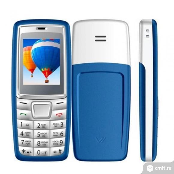 Как новый сотовый телефон Vertex M111 2 сим.. Фото 1.