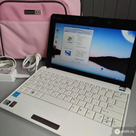 Нетбук asus Eee PC 1001PX. Фото 1.