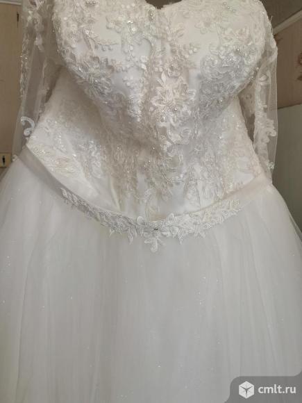 Продам Счастливое свадебное платье. Фото 1.