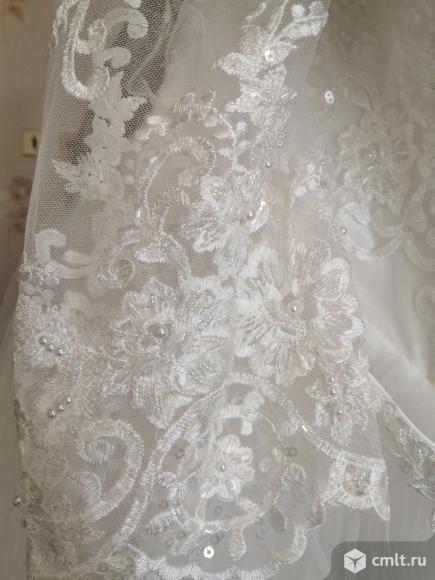 Продам Счастливое свадебное платье. Фото 3.