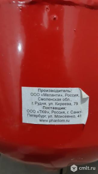 Огнетушитель порошковый закачной ОП-8(з) – ABCE. Фото 3.