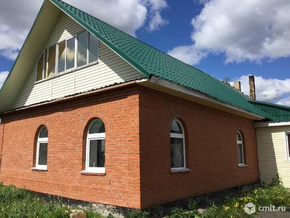 Продается: дом 172.7 м2 на участке 17 сот.. Фото 1.