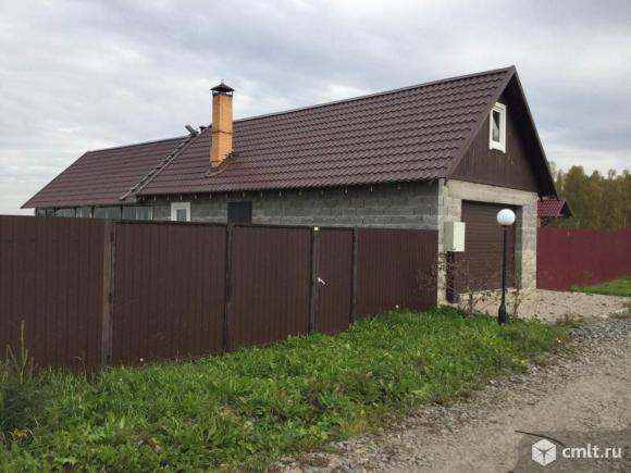 Продается: дом 99.3 м2 на участке 10 сот.. Фото 1.