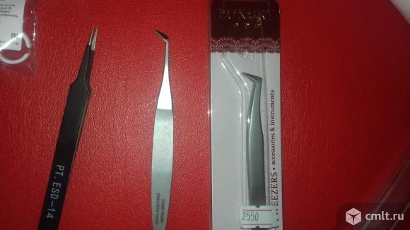 Стартовый набор для наращивания ресниц. Фото 1.