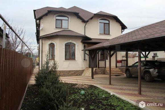 Продается: дом 500 м2 на участке 6 сот.. Фото 1.