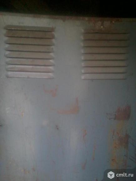 Шкаф стальной электротехнический лмз шр-11. Фото 7.