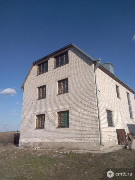Продается: дом 280 м2 на участке 28 сот.. Фото 1.