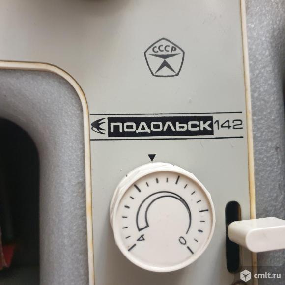 """Продам швейную машинку """"Подольск-142"""". Фото 1."""