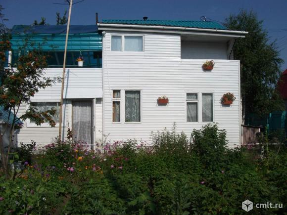 Продается: дом 105 м2 на участке 8 сот.. Фото 1.