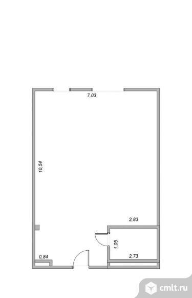 Продается 1-комн. квартира 71.2 кв.м.. Фото 6.
