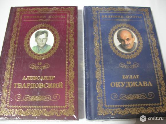 Золотая коллекция для юношества серия: Великие поэты, 50 т. Фото 9.