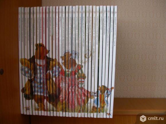 Золотая коллекция для детей серии книги, формат 22х29.5 см. Фото 11.