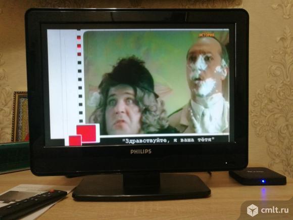 Телевизор ж/к Philips 19PFL3403/60. Фото 4.
