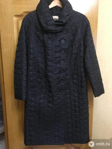Пальто демисезонное. Фото 4.