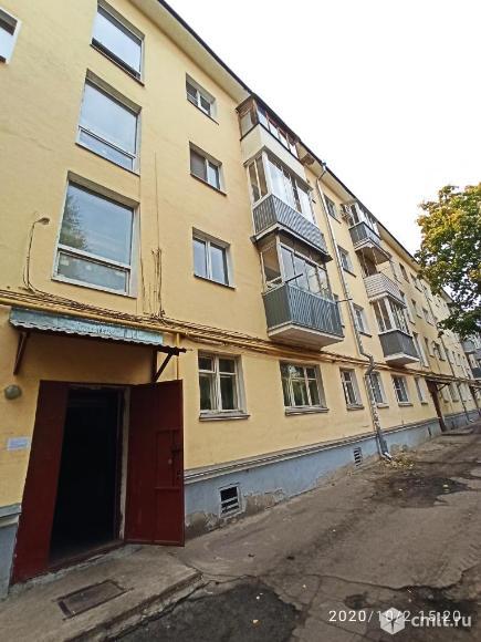 3-комнатная квартира 54,1 кв.м. Фото 1.