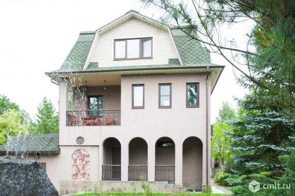 Продается: дом 260 м2 на участке 25 сот.. Фото 1.