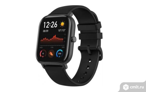 """Смарт-часы AMAZFIT GTS, 1.65"""". Фото 1."""
