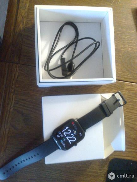 """Смарт-часы AMAZFIT GTS, 1.65"""". Фото 2."""