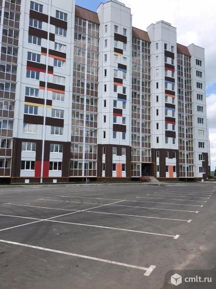 2к квартира 4/17эт, 55,1м.кв, в центре дома. Фото 1.