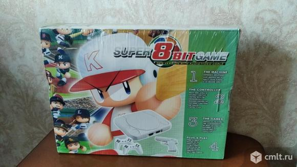 Dendi Super 8 bit Game. Фото 1.