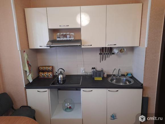 1-комнатная квартира 40 кв.м. Фото 16.