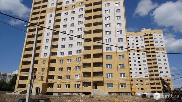 1-комнатная квартира 49,91 кв.м. Фото 1.