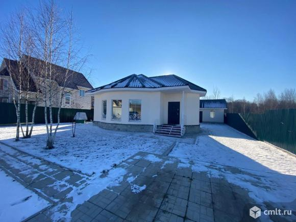 Продается: дом 101.9 м2 на участке 6.5 сот.. Фото 1.