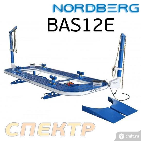 Стапель платформенный Nordberg BAS12E. Фото 1.