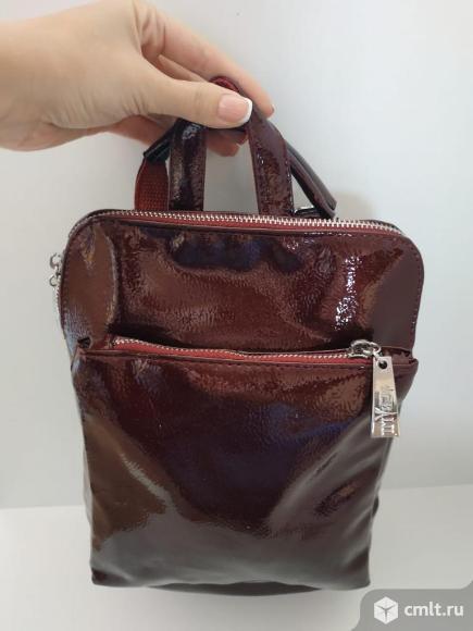 Сумка-рюкзак женская. Фото 1.
