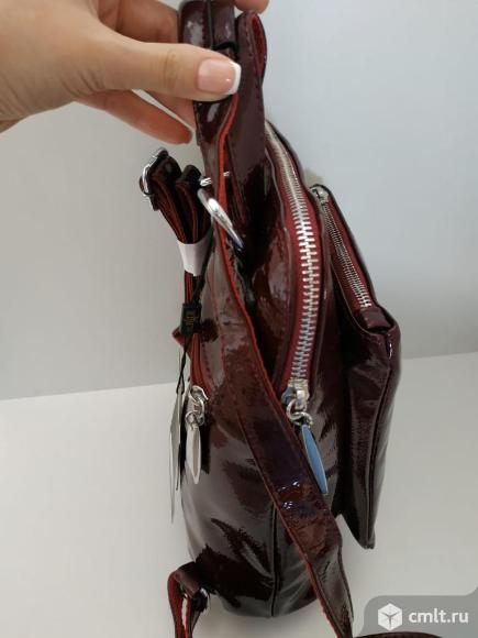 Сумка-рюкзак женская. Фото 4.