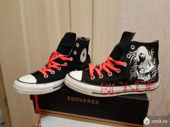 Кеды Converse. Фото 1.