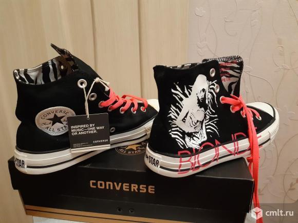 Кеды Converse. Фото 3.