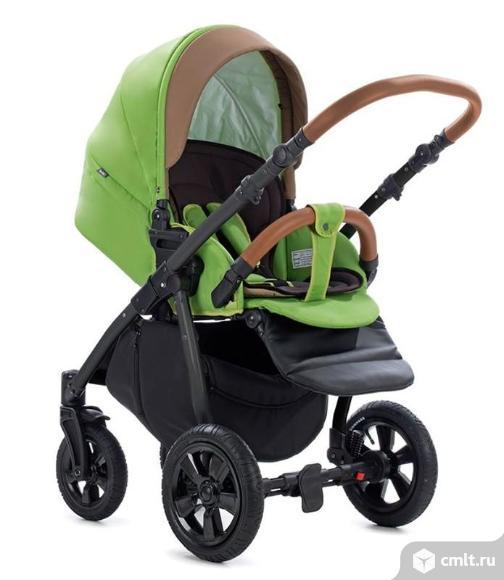 Продам детскую коляску Tuttis Tapu 2 в 1. Фото 2.