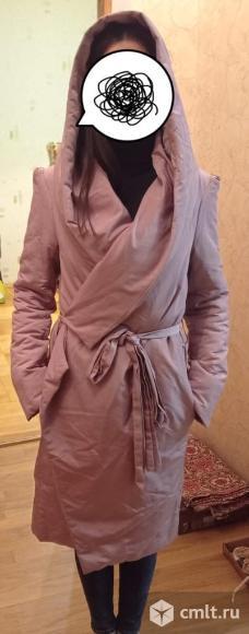 Пальто для будущей мамы. Фото 4.