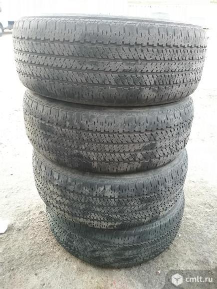 Шины Bridgestone 255/60/18.Торг.. Фото 5.