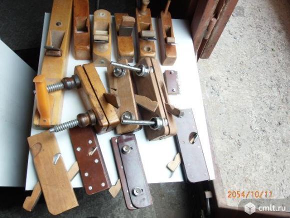 Инструмент столяра. Фото 1.