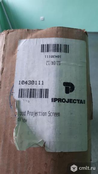 Экран на штативе Projecta ProView 127*127 см.. Фото 7.