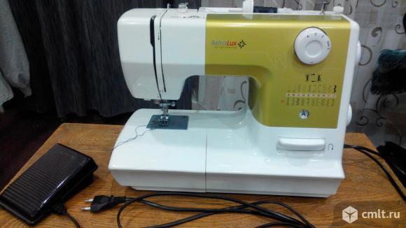 Швейная машинка AstraLux DC8371. Фото 1.