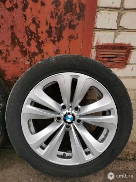 18 R Оригинал диски BMW Style 234 Комплект. Фото 1.