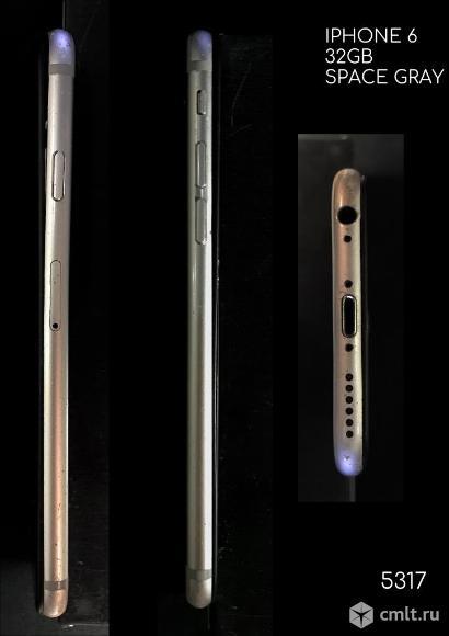 Битый Apple Iphone 6 32GB запчасти. Фото 2.