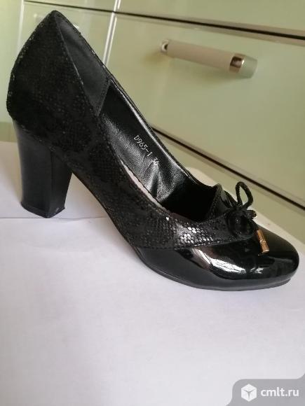 Туфли р.36  новые. Фото 5.