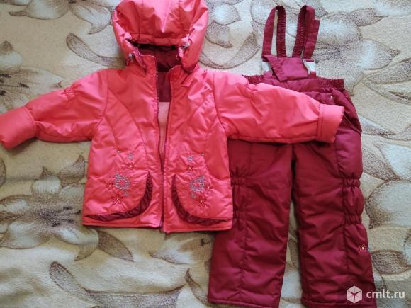 Комбез+куртка осень-весна. Фото 1.