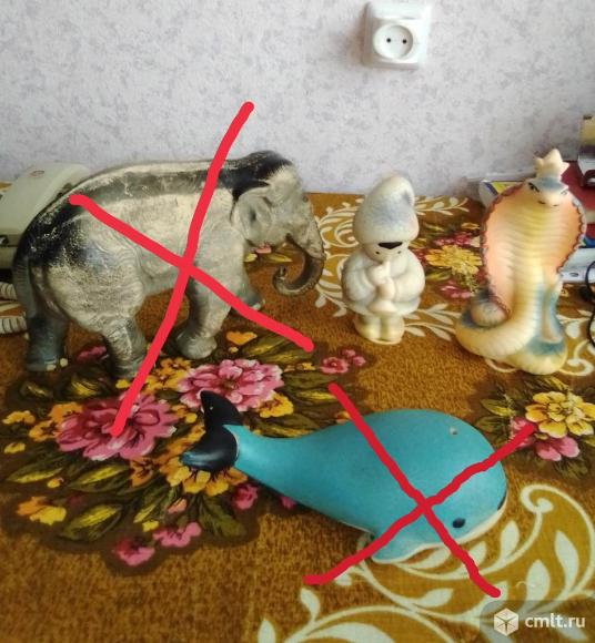 Продам игрушки времён СССР. Фото 1.