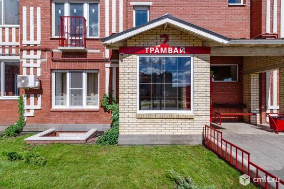 2-комнатная квартира 57,5 кв.м. Фото 3.