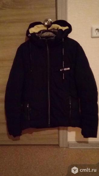 Куртка зимняя мужская. Фото 1.