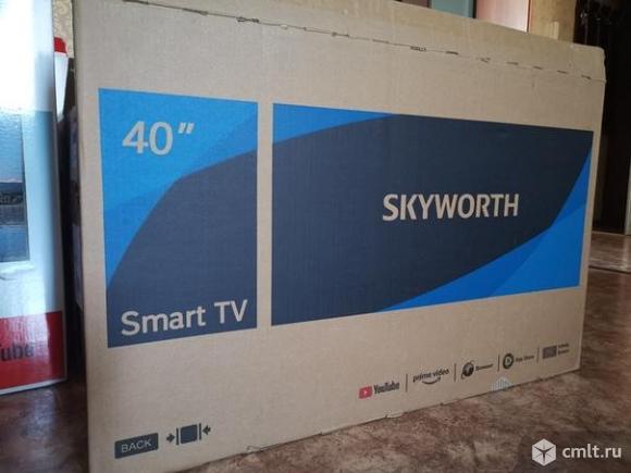 Телевизор LED Skyworth. Фото 3.