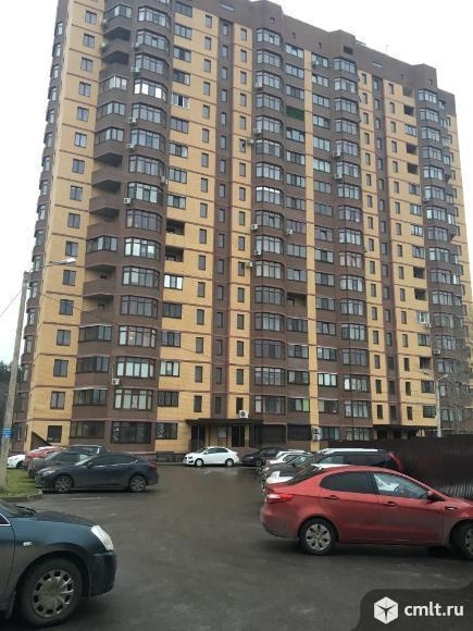 1-комнатная квартира 43 кв.м. Фото 1.